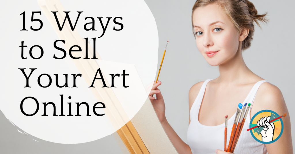 How To Sell Art Online 15 Online Galleries Website Builders