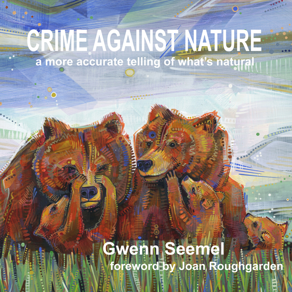 Gwenn Seemel's book catalogue for her series Crime Against Nature.