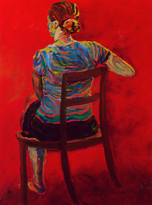 Contemplation II - Amy Bucheit