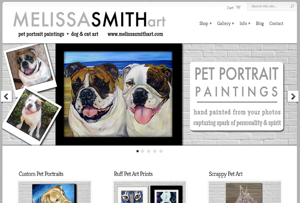 9 great artist websites online marketing for artists