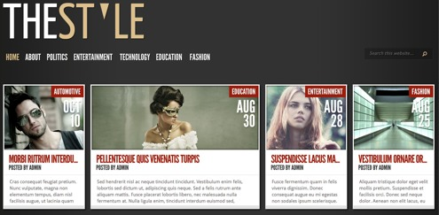 11 Gorgeous Wordpress Themes for Artist Websites - Online ...