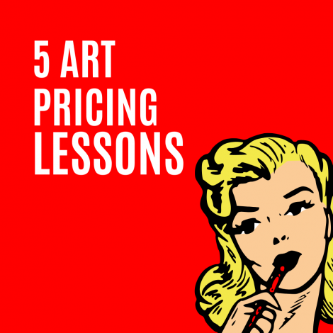 How to Price Your Art: 5 Mistakes