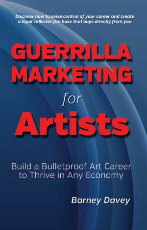 Guerilla Marketing for Artists