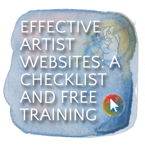 The Artist Website Checklist