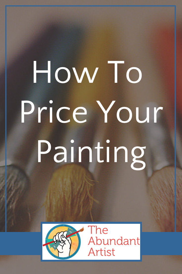 HowToPriceYourPainting