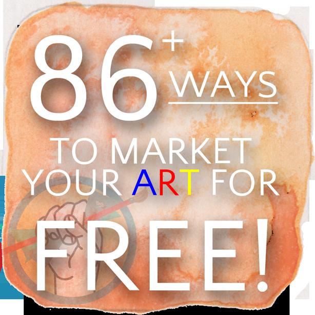 86+ FREE Ways to Market Your Art