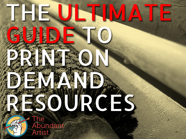 The Ultimate Guide to Print on Demand (POD) Resources