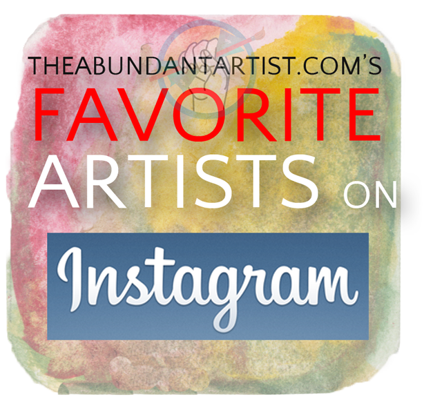 My 10 Favorite Artists on Instagram