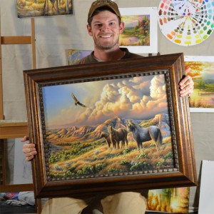 chuck black wildlife and art