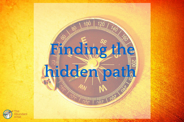 Finding the Hidden Path