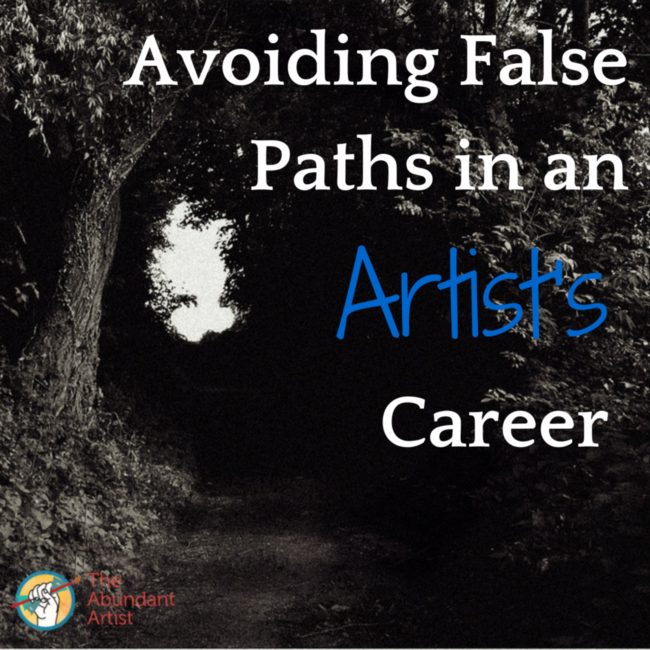 The Danger of Being Discovered and How to Spot False Paths