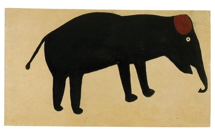 Bill-Traylor-Unt-1939-1940-700x450