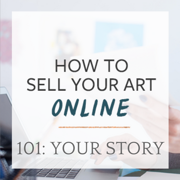 how to sell your art online 101