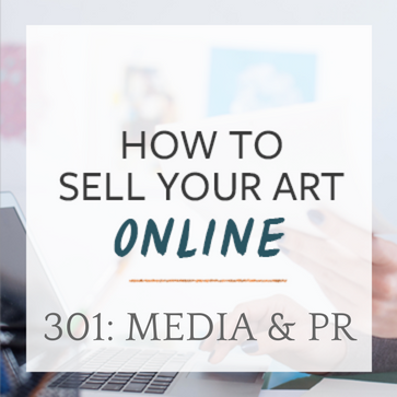 how to sell your art online 301