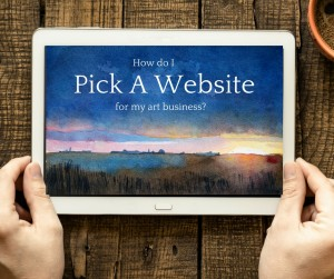 Pick the right website service