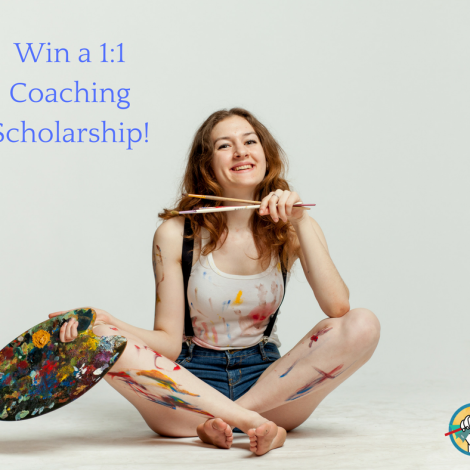 Win a 1:1 Coaching Scholarship from TAA