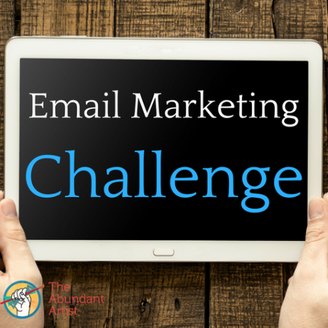 5 Steps to Better Email Marketing for Artists