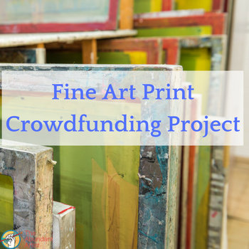 TAA's Fine Art Print Crowdfunding Project