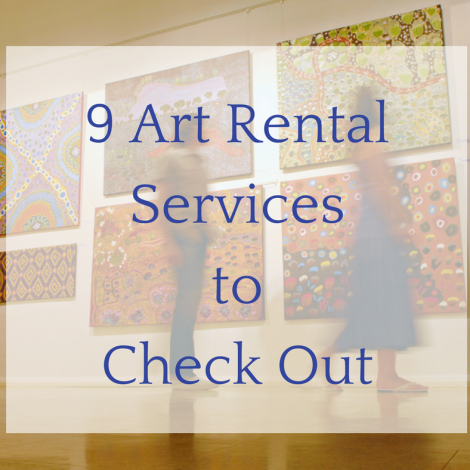 9 Art Rental Services to Check Out