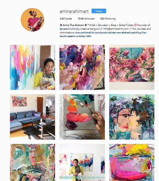 amira rahim instagram feed