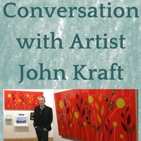 Mixed Media Artist John Kraft
