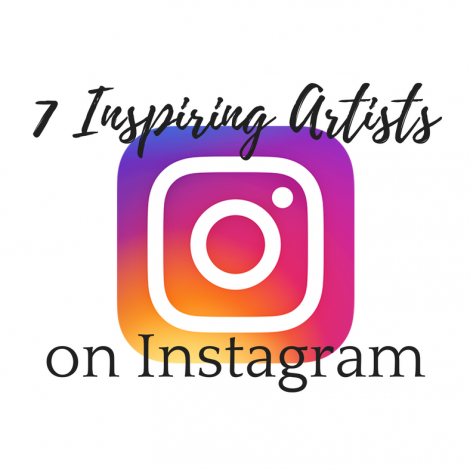 7 Inspiring Artists on Instagram