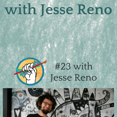 The Art Hustle with Jesse Reno