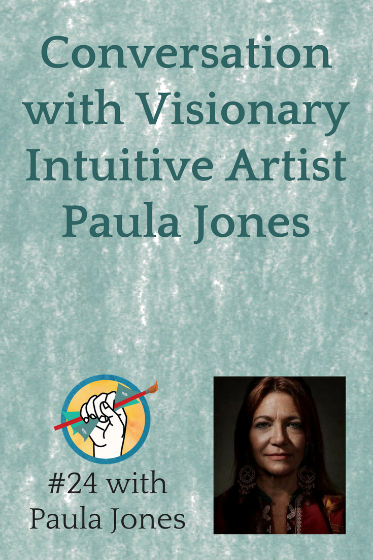 Conversation with paula jones