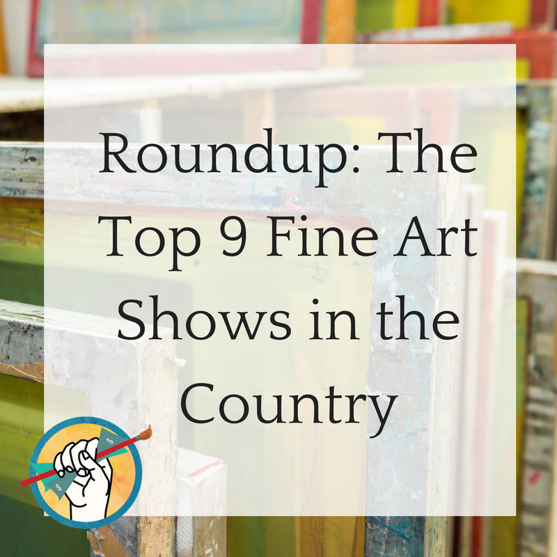 The top fine art shows in the country