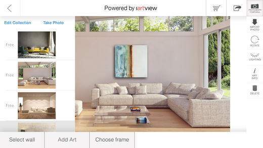 Top Apps For Previewing Your Art On A Wall Online Marketing For