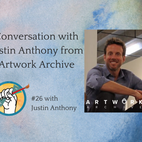Conversation with Justin from Artwork Archive