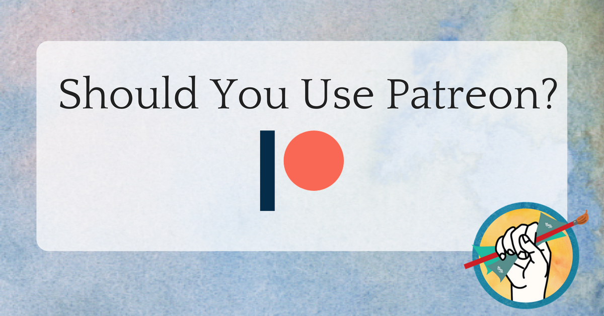Should You Use Patreon or Take Payments on Your Own Site
