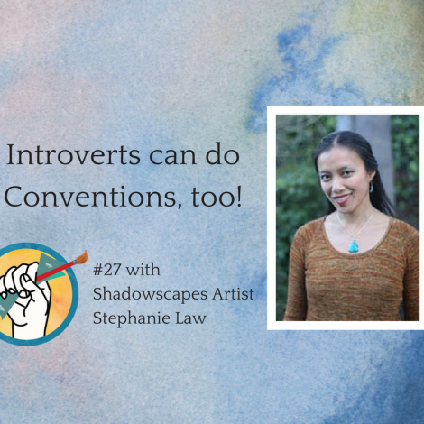Finding Success in Crowdfunding and Conventions with Stephanie Law