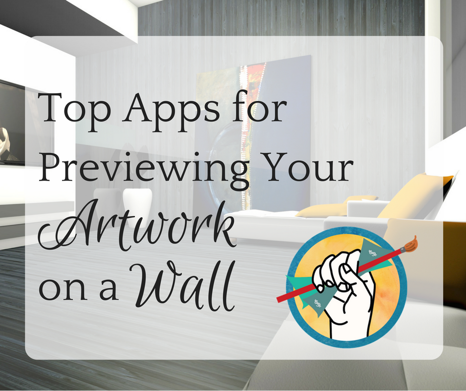 top apps for previewing your art on a wall online marketing for artists. Black Bedroom Furniture Sets. Home Design Ideas