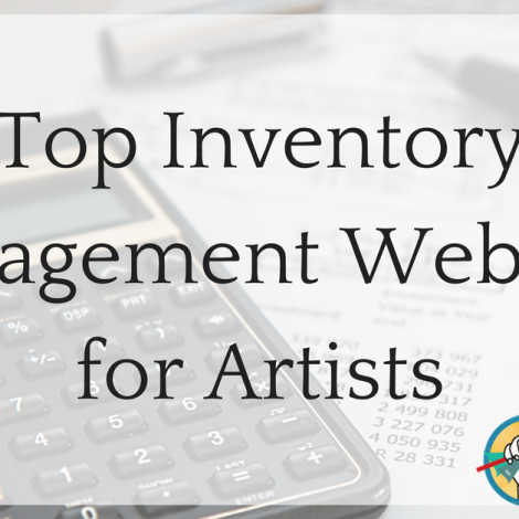 Top 5 Inventory Management Apps for Artists