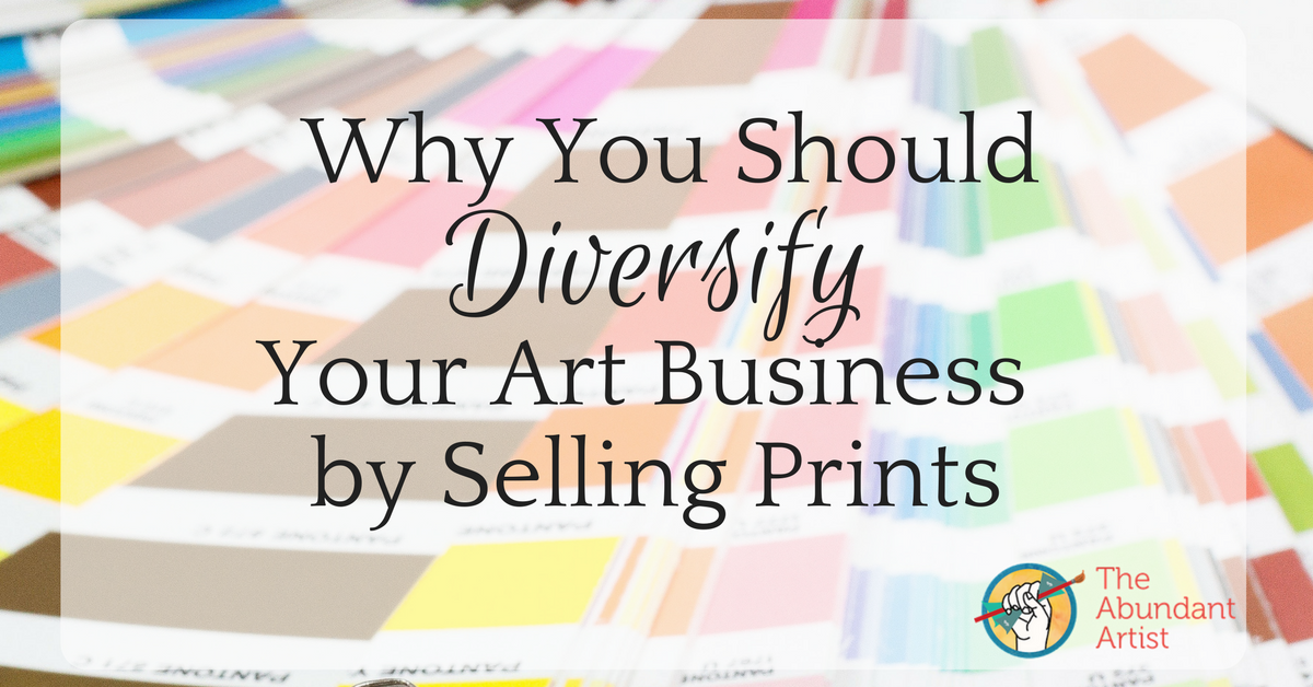 Why you should diversify your art business by selling for Best way to sell art online