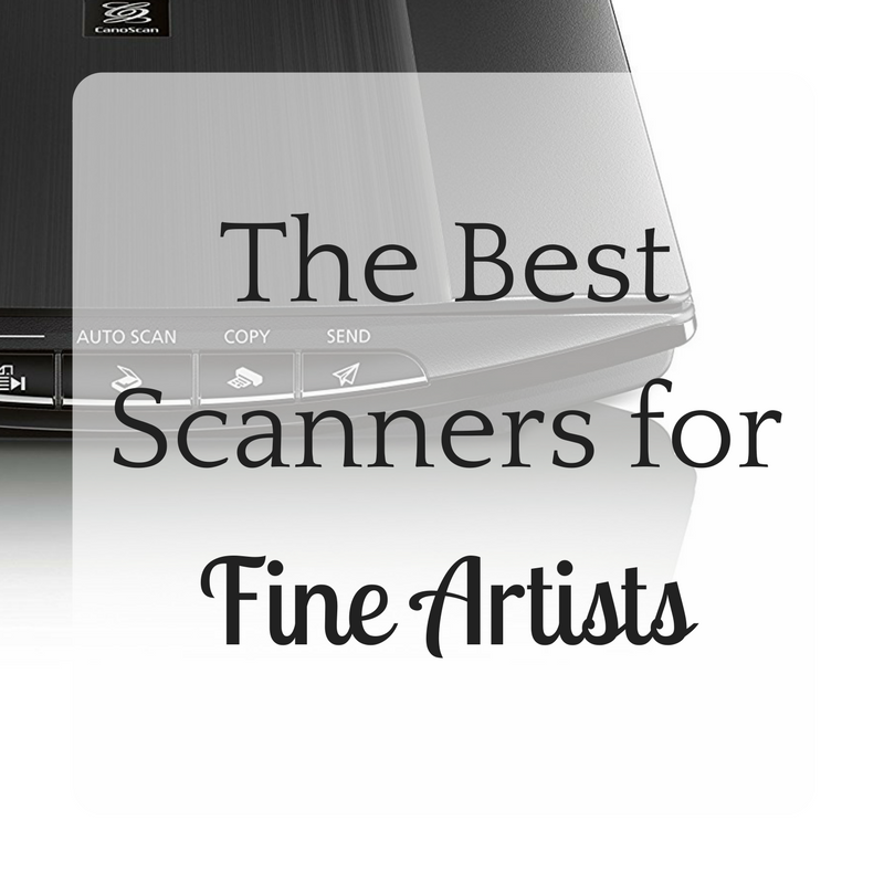 The Best Scanners for Fine Artists - Online Marketing for