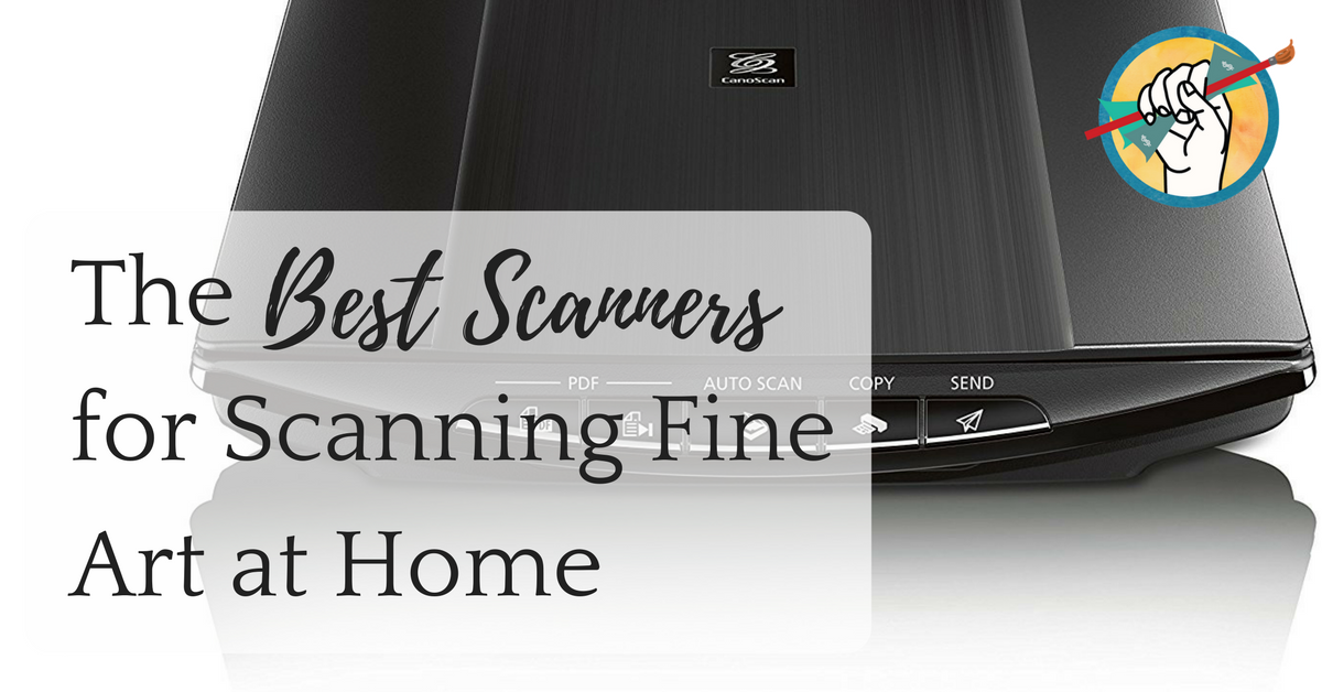 Best Fine Art Scanners