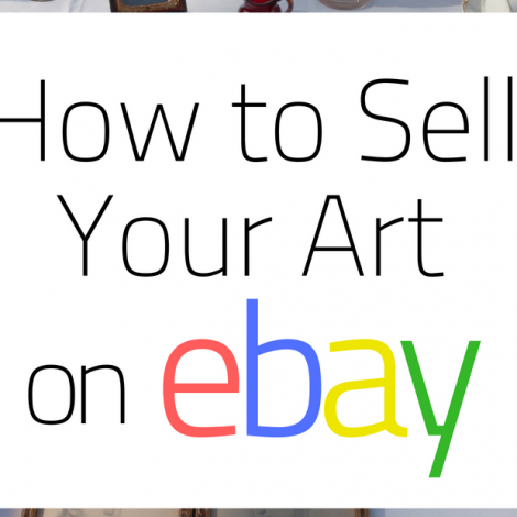How to Sell Art on eBay