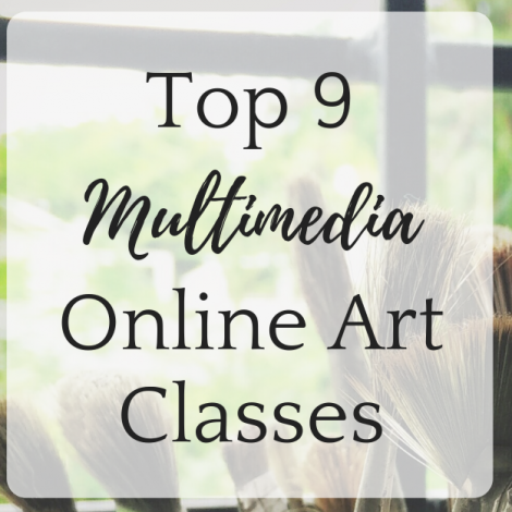 Top 9 Multimedia Online Art Classes