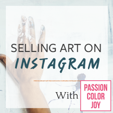 How to Sell Art on Instagram