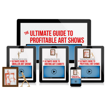 Ultimate Guide to Profitable Art Shows