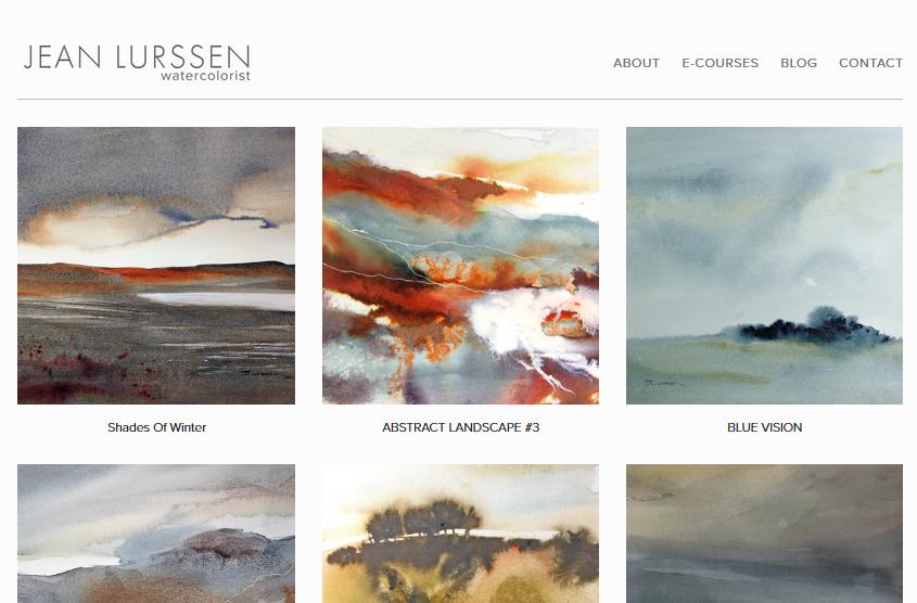 Jean Lurssen shop page