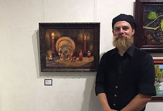 Member of the Week: Nathan Brandner, Painting the Beauty of Everyday Life