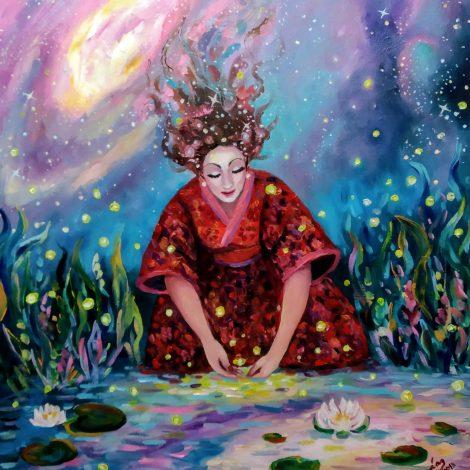 Member of the Week: Marcela Diaz, Symbolic Art to Awaken the Soul