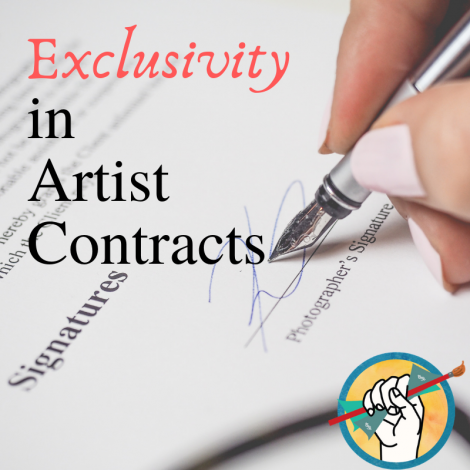 Exclusivity in Artist Contracts