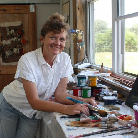 Member of the Week: Lanie Frick, Animal Spirit Artist