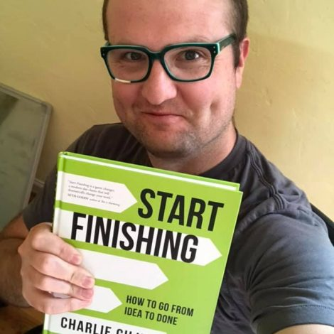 Start Finishing by Charlie Gilkey Review