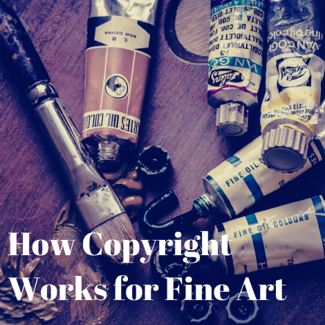 How Copyright Works for Fine Art