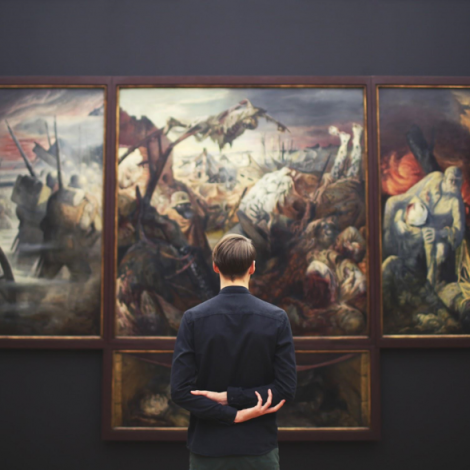 5 Psychological Reasons Why People Buy Expensive Art